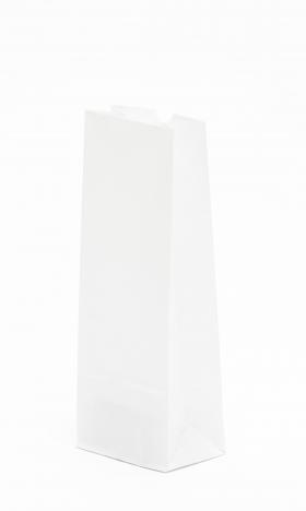 Redős Talpas Papírtasak 1kg Fehér